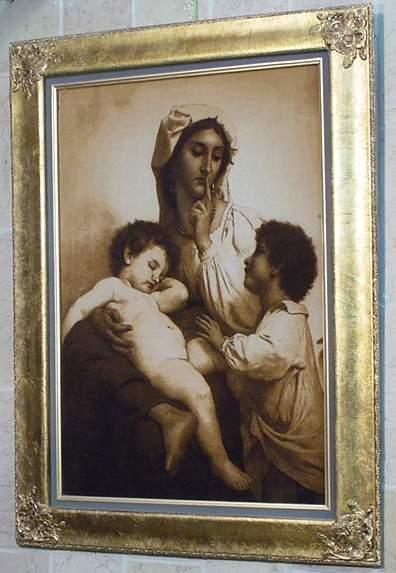 مریم و مسیح